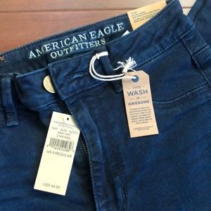American Eagle Outfitters NWT SZ0 Reg Jegging